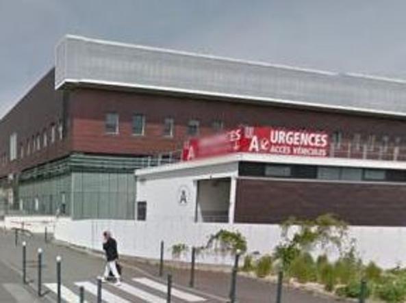 L'ospedale di Rennes