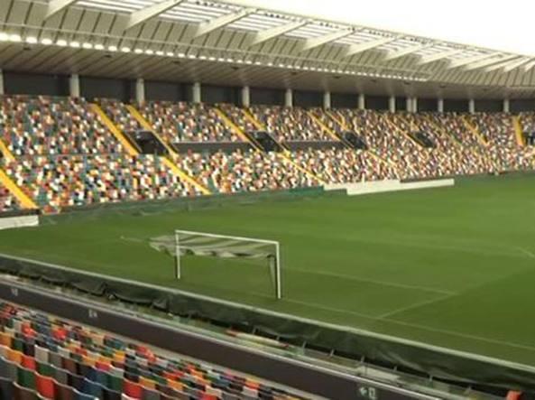 Il nuovo Dacia Arena (Udinese.it)