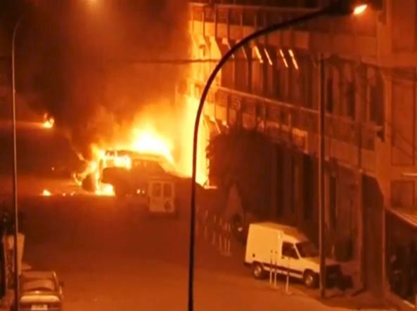 Assalto all'Hotel Splendid di Ouagadaougou (Reuters)