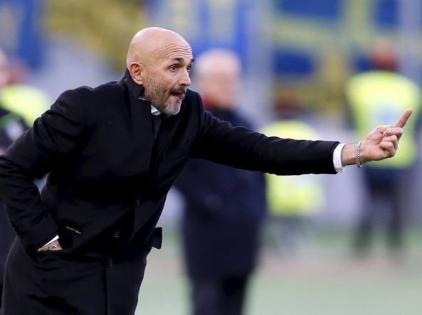 Luciano Spalletti (Reuters/Sposito)