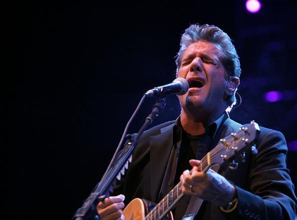 Glenn Frey, in una foto recente