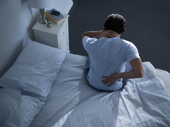 Che cosa il colpo della strega e quali sono i rimedi - Dolore alle gambe a letto ...