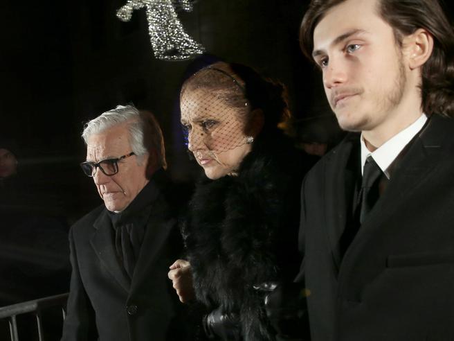 Celine Dion, lo straziante addio al marito René Angélil