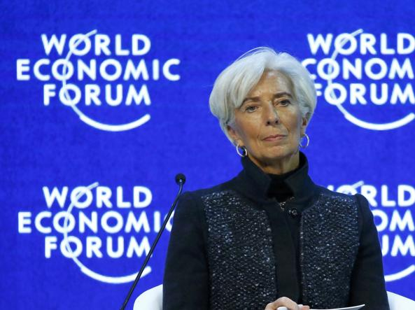 Christine Lagarde (Reuters)