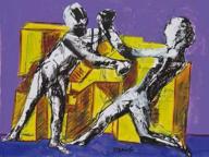 «Rukeli», l'artista del pugilato ucciso dai nazisti