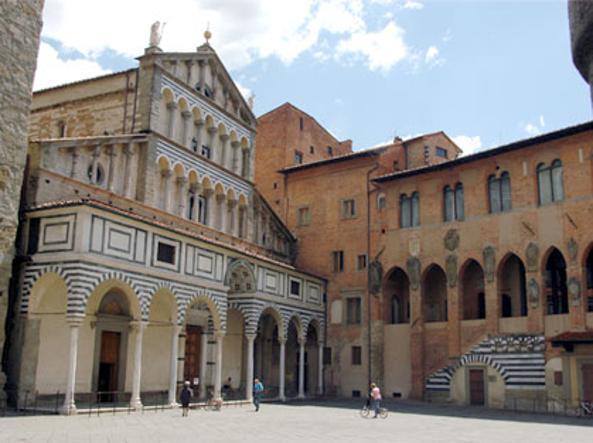 Il Duomo di Pistoia (foto Comune di Pistoia)