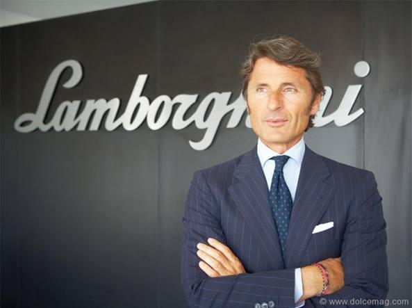 Whinkelmann Stephan amministratore delegato Lamborghini