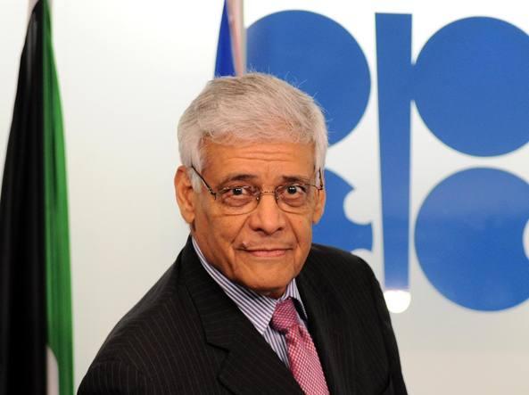 Il segretario dell'Opec, Abdallah El-Badri