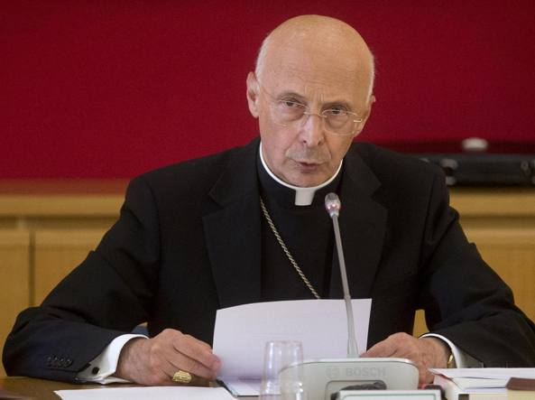 Angelo Bagnasco, presidente della Conferenza episcopale italiana (Cei)