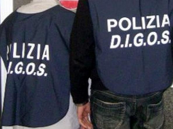 Isis: blitz antiterrorismo a Cosenza, arrestato foreign fighter