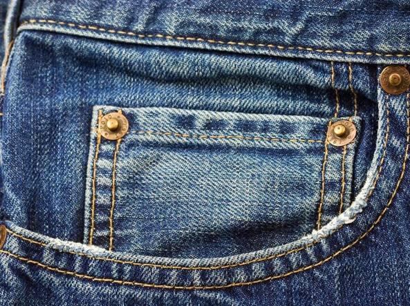 La quinta tasca dei jeans