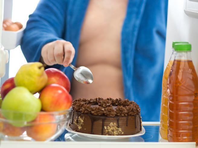 Il cibo può dare dipendenza proprio come una droga (se si è sovrappeso)