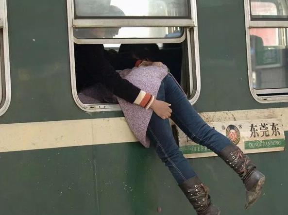Si viaggia in treno...