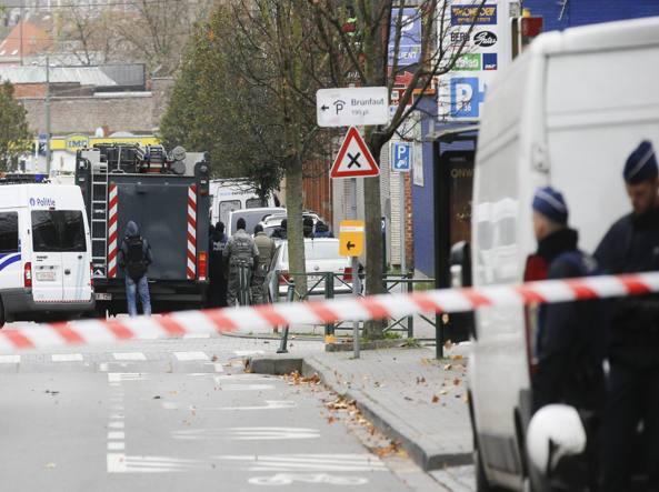 L'attacco a Parigi del 16 novembre  (Epa)