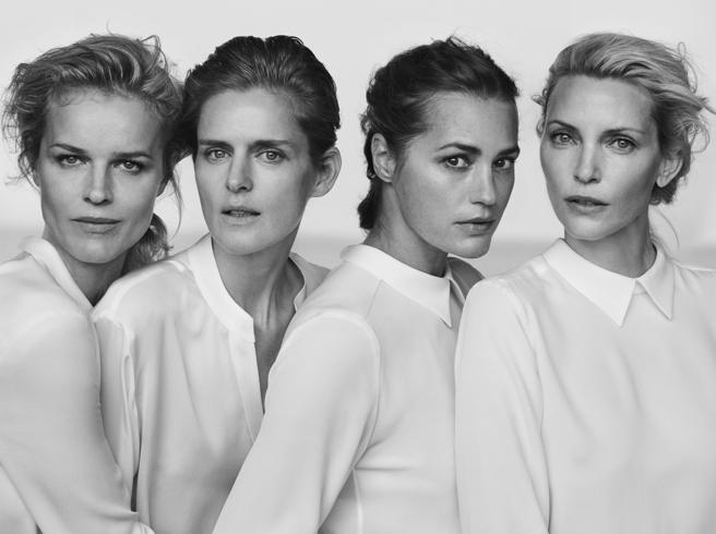 Peter Lindbergh e la bellezza: «Preferisco le donne mature»