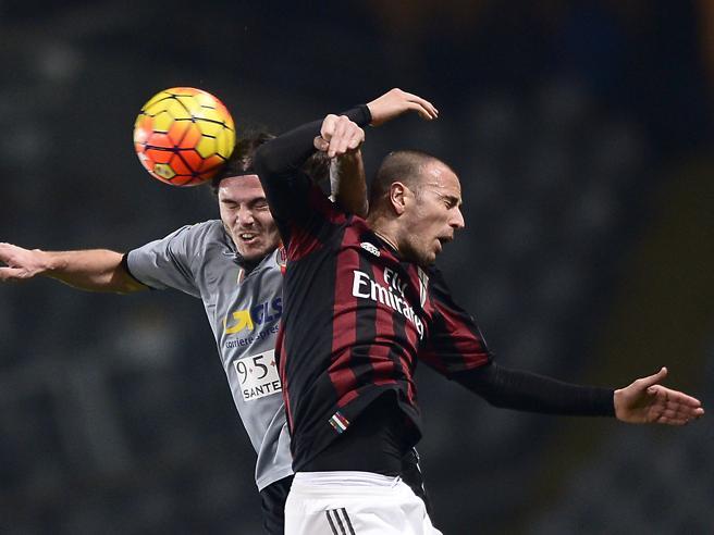 Alessandria-Milan 0-1: pagelle dei rossoneriAntonelli dialoga, Balotelli non lo sente