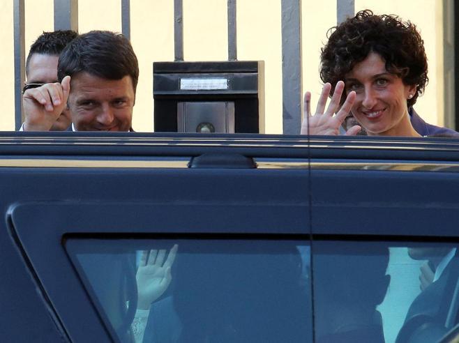 La svolta di Renzi sulle unioni civiliMa  Agnese ha  molti dubbi