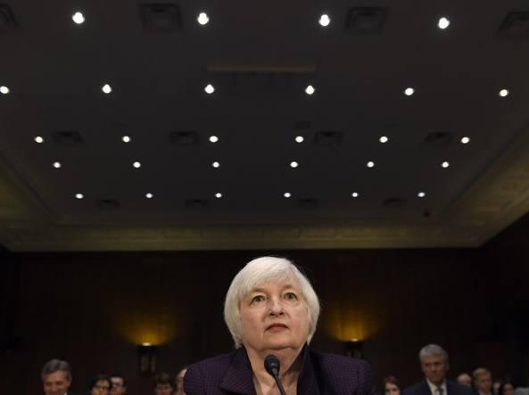 La presidente della Fed Janet Yellen (Ap/Walsh)