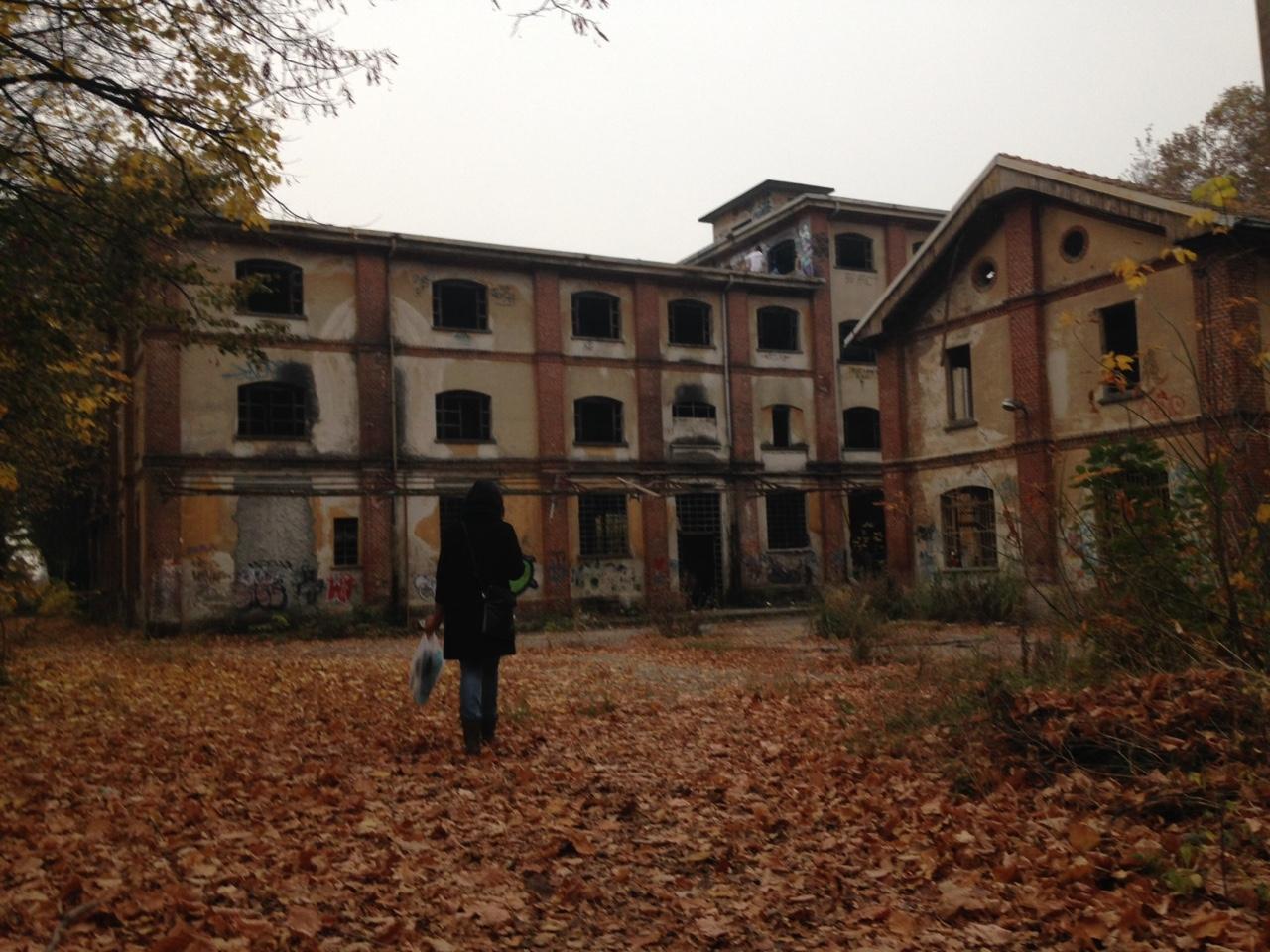 Chiese ospedali ferrovie fabbriche prigioni viaggio for Luoghi abbandonati nord italia