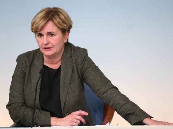 Il ministro Federica Guidi