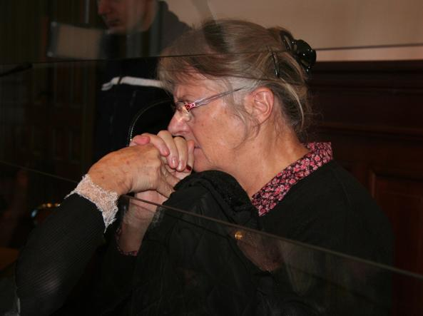 Jacqueline Sauvage, 66 anni (LaPresse)