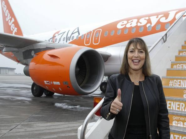 Il numero uno di EasyJet, Carolyn McCall (Reuters)