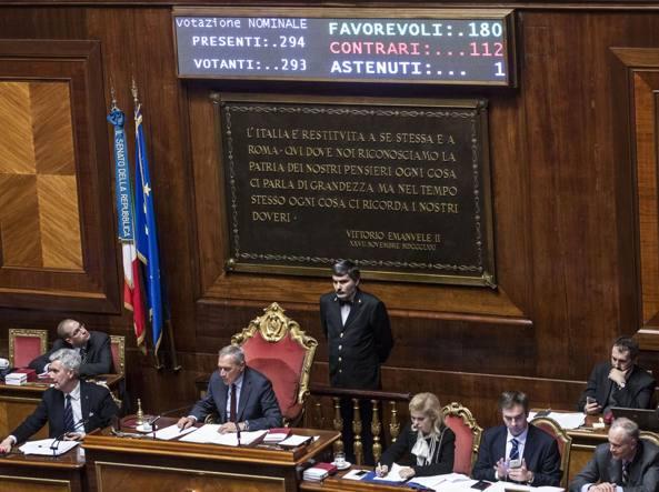 Al senato si cambiano le regoleper non cambiare lo for Membri camera dei deputati