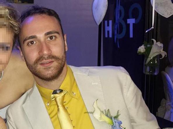 Davide Raggi, la vittima dell'omicidio di Terni