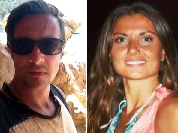 Paolo Pietropaolo e Carla Caiazzo (Ansa)