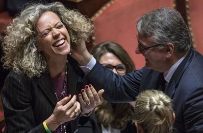Il ddl cirinn sulle unioni civili passa i primi voti for Discussione al senato oggi