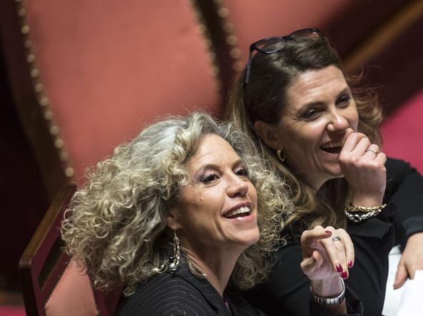 Monica Cirinnà, Pd, relatrice del ddl sulle unioni civili (Imagoeconomica)