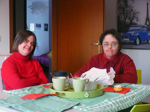 Caterina ed Elisa (foto Michela Trigari)