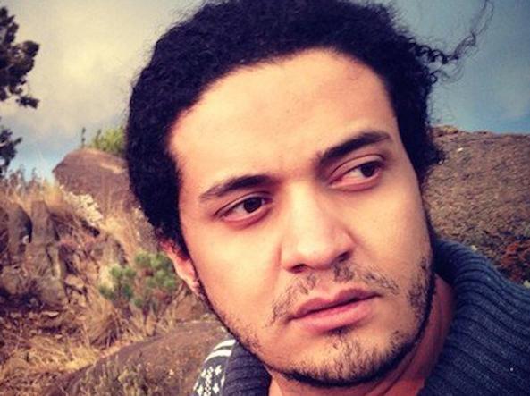 Ashraf Fayadh, 35 anni (Foto Instagram)