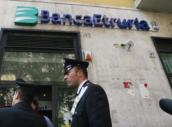 Banca Etruria da mesi nel mirino delle indagini
