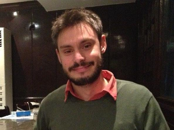 Giulio Regeni (Foto Twitter)
