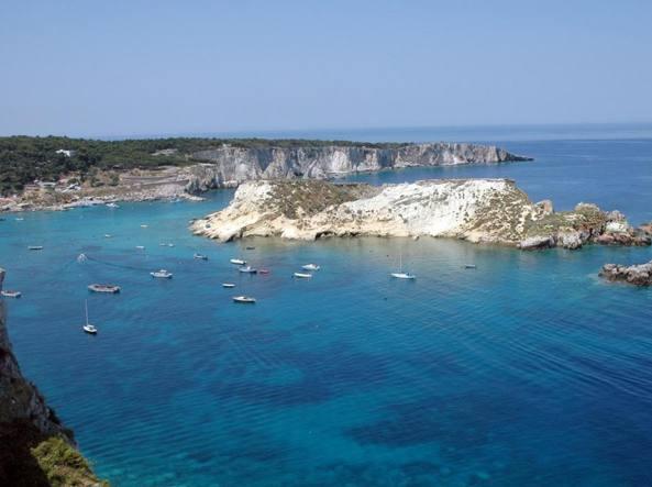 L'arcipelago delle Isole Tremiti, in Puglia