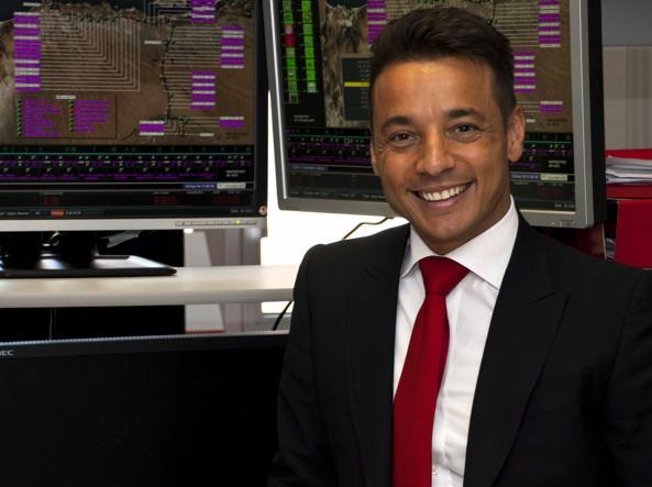 Stefano Siragusa, amministratore delegato di Ansaldo Sts