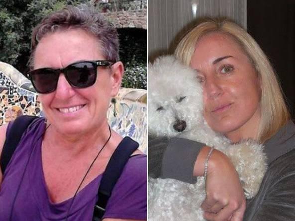 Silvia Ori, 58 anni,  e Manuela Giacomozzi, 52 le maestre arrestate, rispettivamente a Pisa e a Pavullo, in provincia di Modena, per violenze inflitte a bimbi degli asili in cui lavoravano (foto a destra: Fotogramma)
