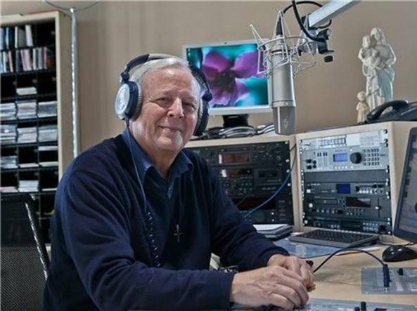 Padre Livio Fanzaga di Radio Maria