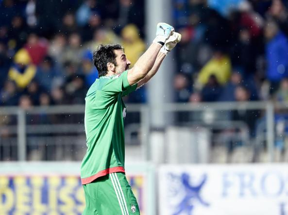 Gianluigi Buffon (Ansa)