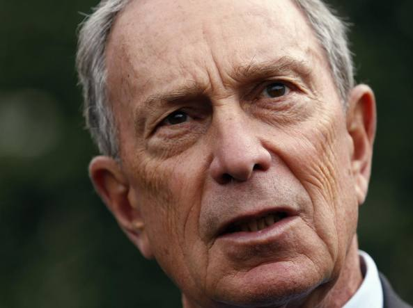 L'ex sindaco di New York Michael Bloomberg (Reuters)