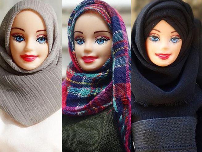 Ecco Hijaarbie, la Barbie con l'hijab