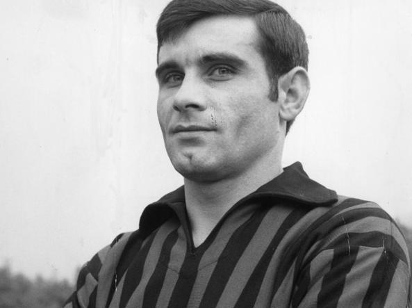 Angelo Anquilletti con la maglia del Milan  (Rcs)