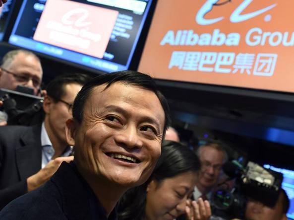 Jack Ma, fondatore di Alibaba