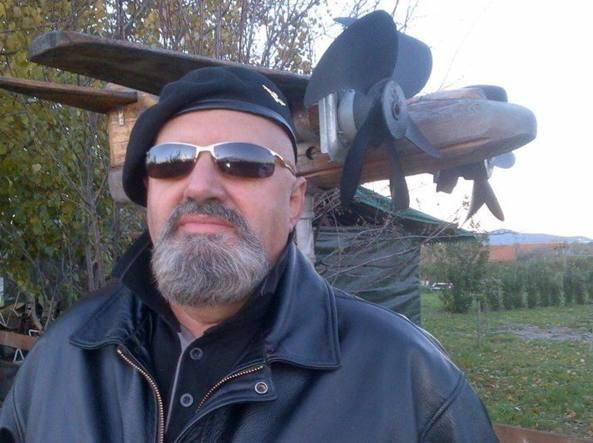 Bruno Poeti, l'ex agente che ha sparato