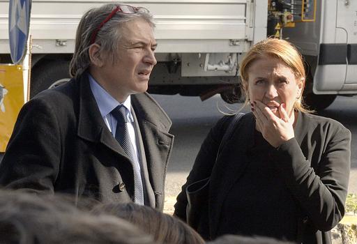 Antonio Campo Dall'Orto e Monica  Maggioni, ad e presidente della Rai (Imagoeconomica)