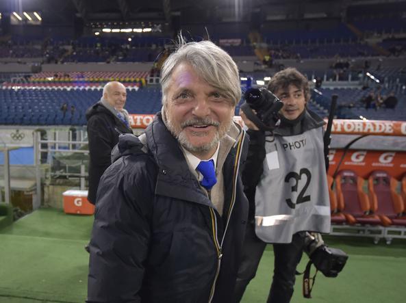 Massimo Ferrero (LaPresse)