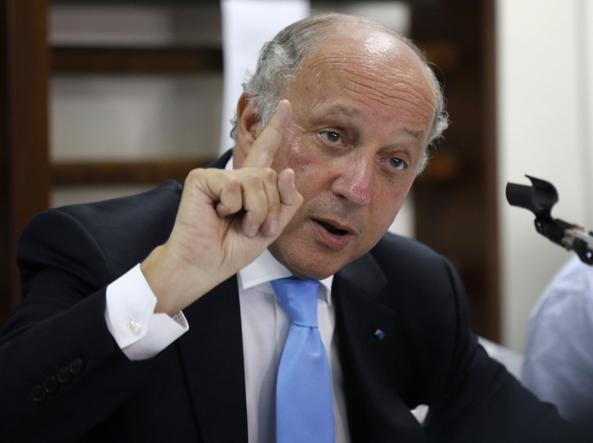 L'ex ministro degli Esteri e numero due del governo Laurent Fabius, 69 anni (Ap)