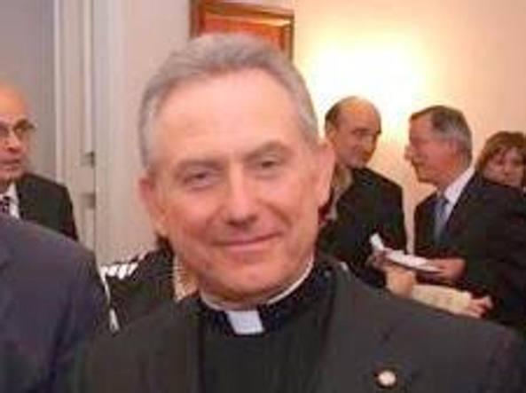 Monsignor Patrizio Benvenuti
