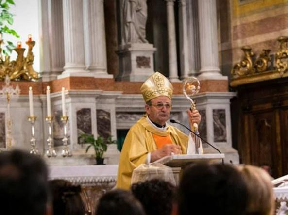Monsignor Adriano Tessarollo